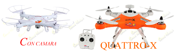 dron, drone, cuatricopter