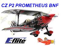 prometheus, E-flite, eflite