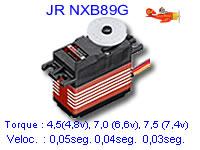 servo jr nxb89g