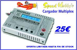 Cargador Multiplex, Charger