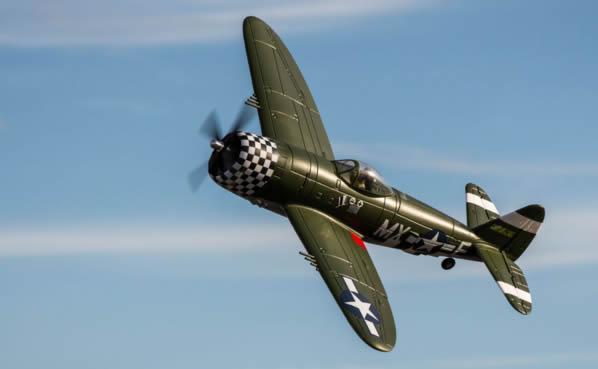 'Eflite', 'P-47D', 'Thunderbolt', 'Speed Hobbys'