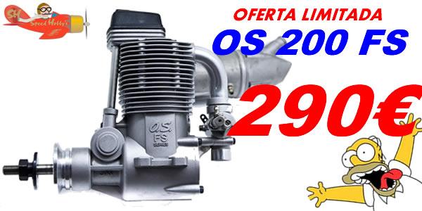 OS ENGINE, OS 200 FS