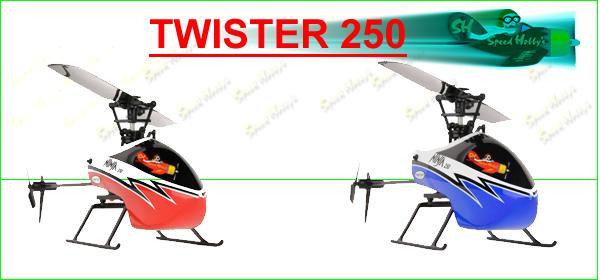 TWISTER 250 NINJA