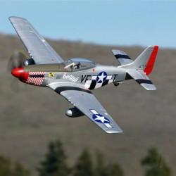 AVION P-51D MUSTANG PNP