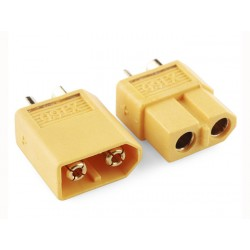 CONECTOR XT60 (Pareja)