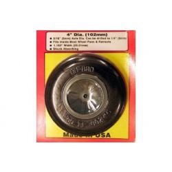 RUEDA 102mm DU-BRO