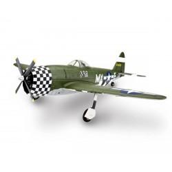 AVION P-47D THUNDERBOLT BNF M+S+R+R