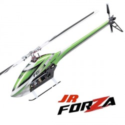 HELICOPTERO  FORZA 700 KIT VERDE S/PALAS