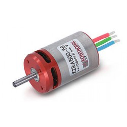 MOTOR KONTRONIK BRUSHLESS FUN500-27  KV2700