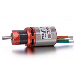 MOTOR KONTRONIK BRUSHLESS FUN500 KV2700  5,2:1