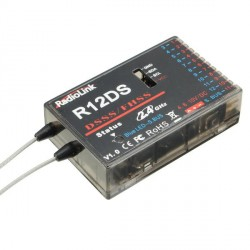 RECEPTOR R12DS 2,.4Ghz 12CANALES