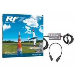 SIMULADOR REALFLIGHT 7,0 INTERFACE