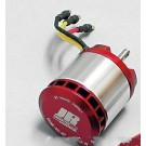 MOTOR BRUSHLESS NHM-40-8P KV 1750  6S  EJE 5mm