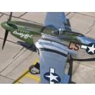 AVION MUSTANG P-51B