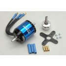 MOTOR OS BRUSHLESS 3825-750KV