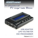 HOBBYWING TARJETA LCD PROGRAM BOX