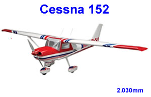 cessna 152, seagull model,sea174