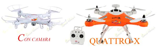 dron, drone, cuatricopter
