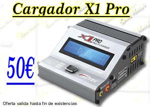 Hitec Charger X1 Pro