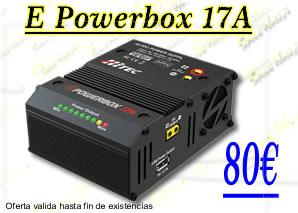 Hitec EPowerbox 17A