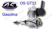 os engine, gasolina